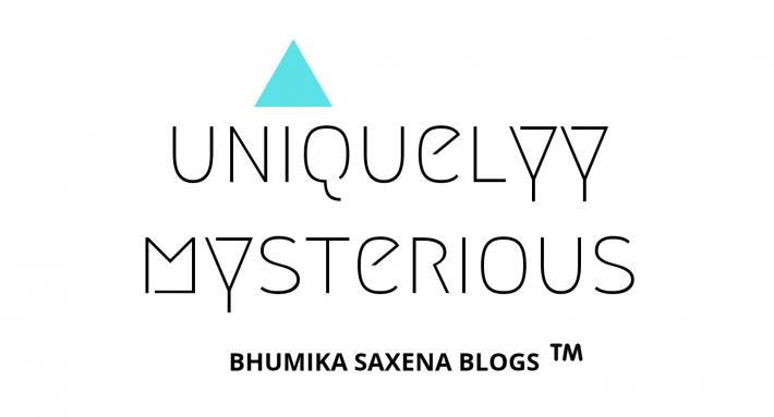 UNIQUELYY MYSTERIOUS